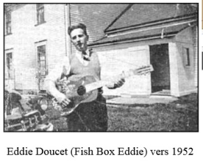 Fishbox Eddie Sur La Mer Harold Robicheau Collection