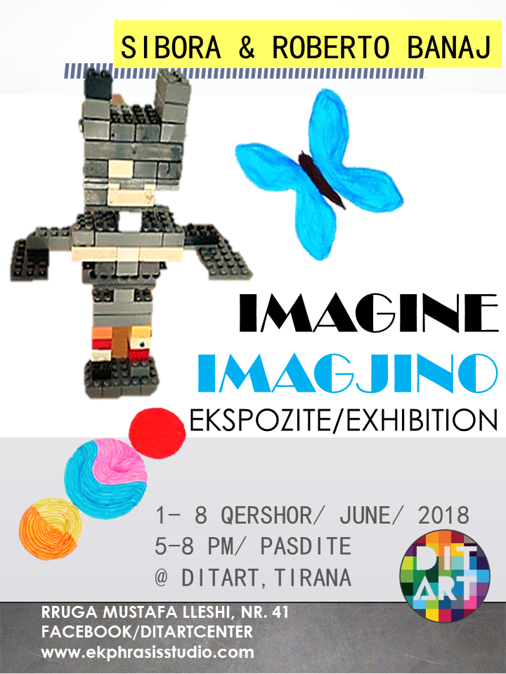 IMAGINE IMAGJINO POSTER